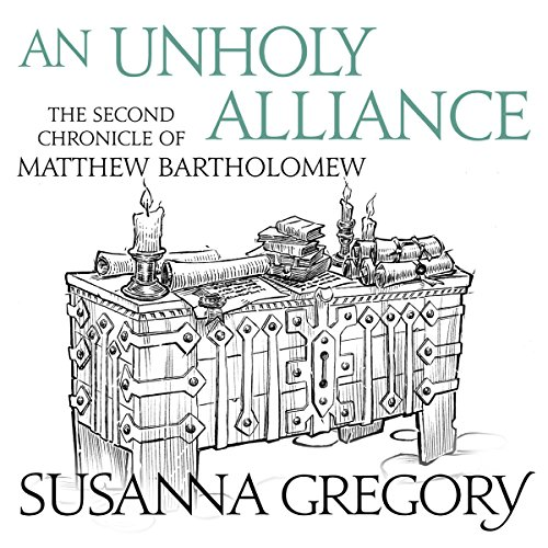 An Unholy Alliance  By  cover art