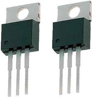 7812 Spannungsregler Festspannungsregler 12V 1A 2 Stück (0037)