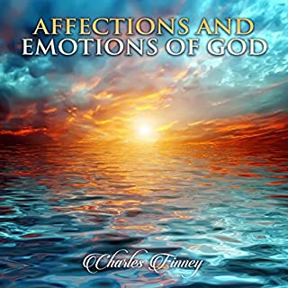 Affections and Emotions of God audiobook cover art