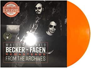 Walter Becker & Donald Fagen Remastered From The Archives - Exclusive Limited Collectors Edition Orange Vinyl LP + Download Card