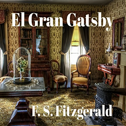 El Gran Gatsby audiobook cover art
