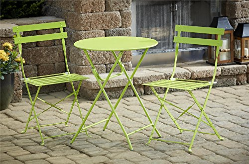 Cosco Outdoor Metal Bistro Set