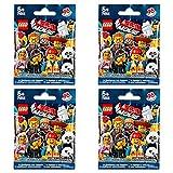 LEGO Minifigures - The Movie Series 71004 (Four Random Packs)
