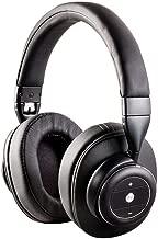 Monoprice SonicSolace Active Noise Cancelling Bluetooth Wireless Headphones - Black Over Ear Headphones