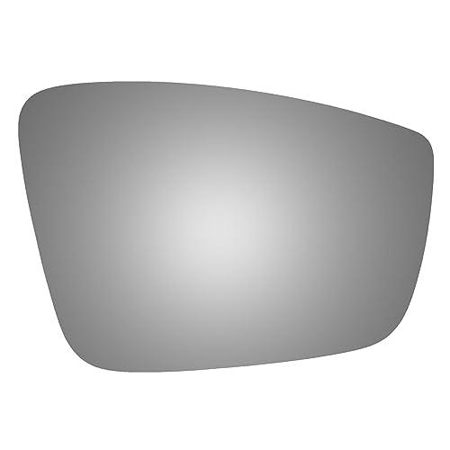 Fits 04 VW Passat Left Driver Mirror Glass Lens Mid Year Split 2 opts