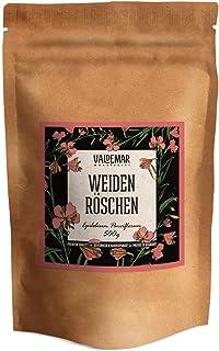 Valdemar Manufaktur Premium Weidenrauschen-Tee 500 g - handverpakt in Duitsland