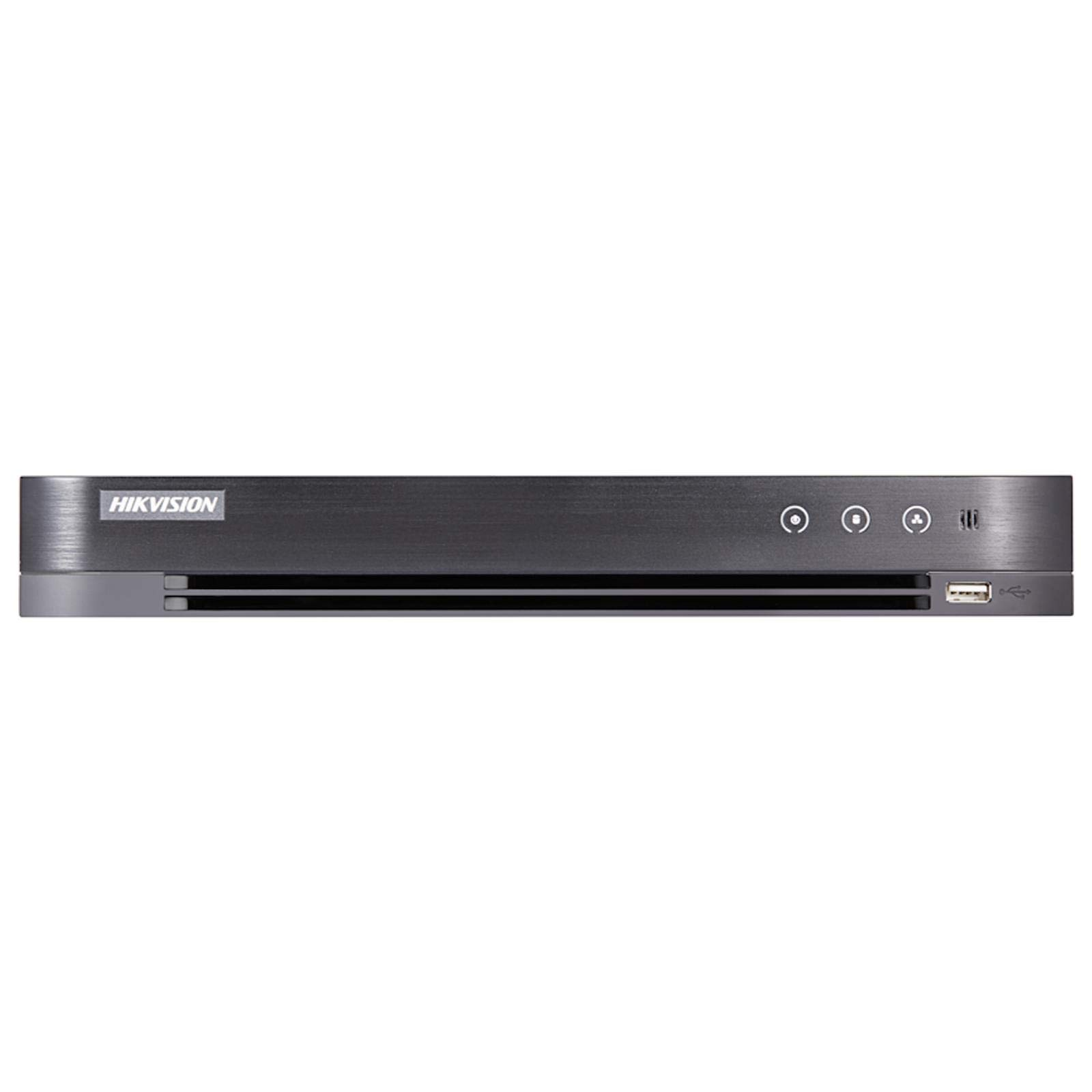 Hikvision DS 7208HQHI K1 Supports CH1 CH4 Included