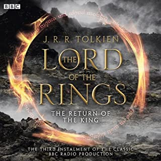 The Lord Of The Rings cover art