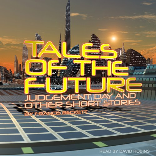 Tales of the Future audiobook cover art