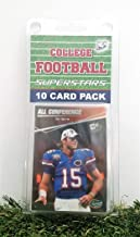 Florida Gators- (10) Card Pack College Football Different Gator Superstars Starter Kit! Comes in Souvenir Case! Great Mix of Modern & Vintage Players for the Super Gator Fan! By 3bros