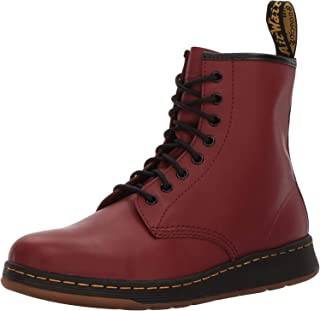 doc martin red boots