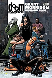 The Doom Patrol Omnibus (1401245625) | Amazon price tracker / tracking, Amazon price history charts, Amazon price watches, Amazon price drop alerts