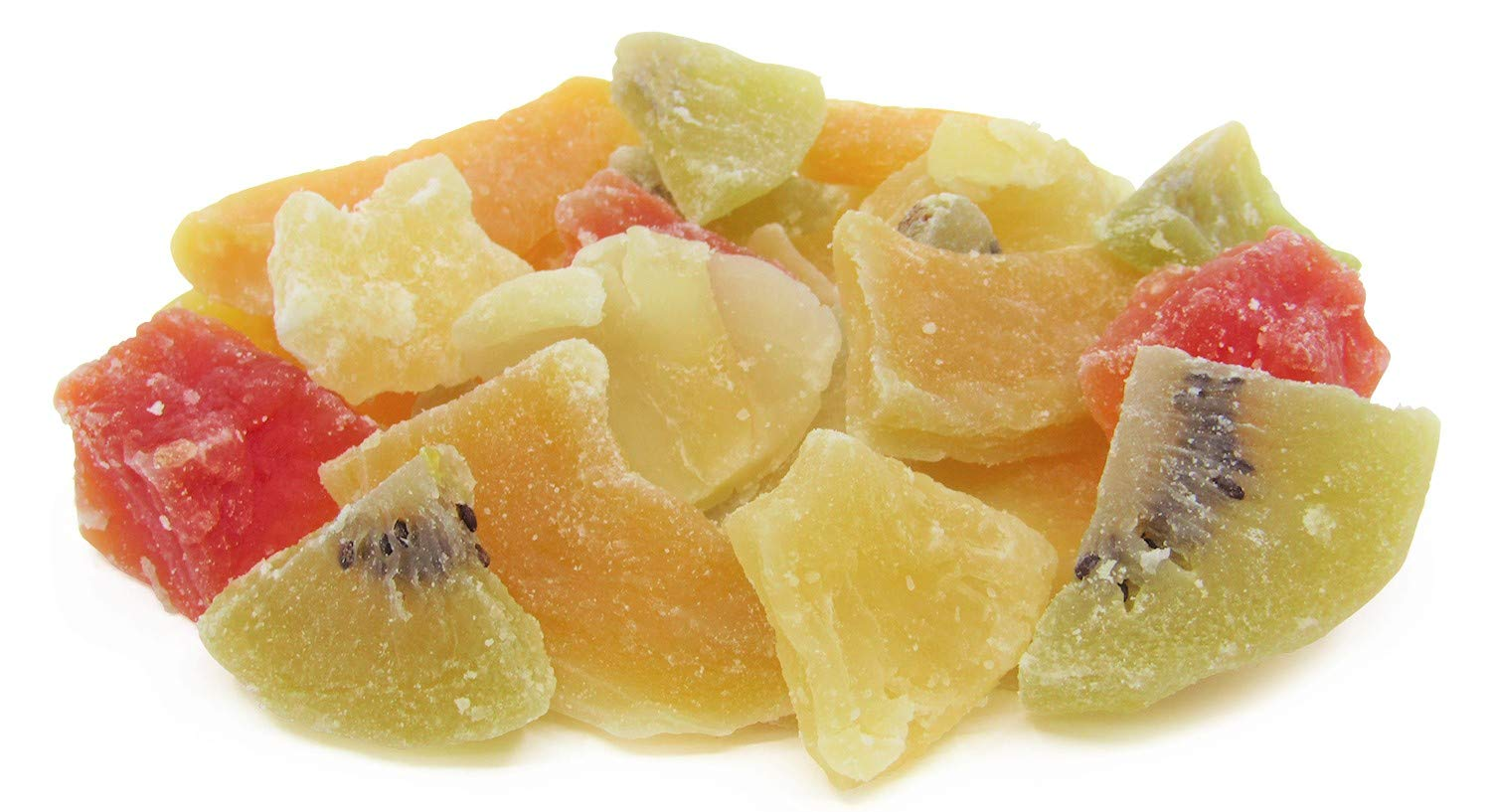Rare Mixed Dried Fruit Chunks by It's Delish All Natu Free shipping anywhere in the nation – Perfect