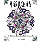 Mandala Colouring Books for Adults: Mandala Designs and Patterns