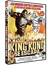 King Kong se escapa [DVD]