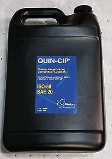 Quincy Quin-Cip 112542 SAE 20 Compressor Oil (112542G068-1 Gallon)