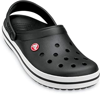 Crocs Men's and Women's Crocband Clog Comfortable Slip On Shoe Casual Water Shoe
