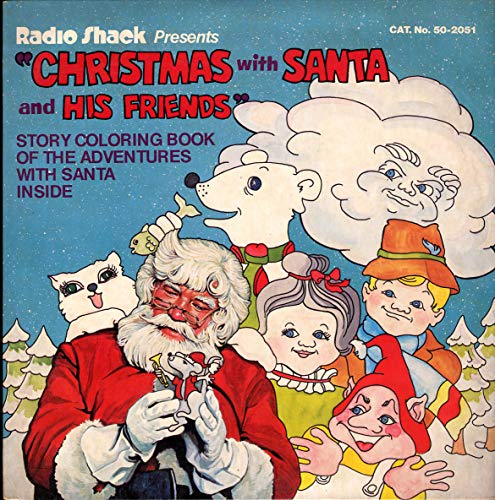 Christmas With Santa and His Friends / Radio Shack Presents