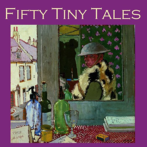 Fifty Tiny Tales cover art