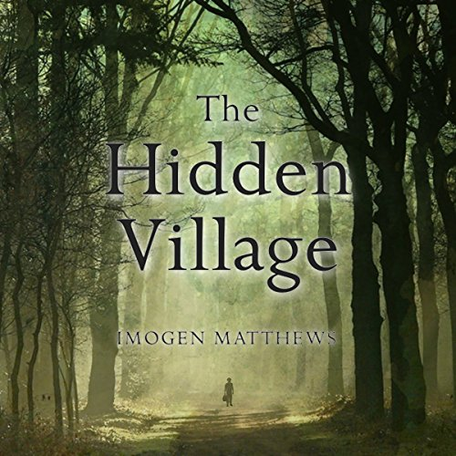 The Hidden Village audiobook cover art