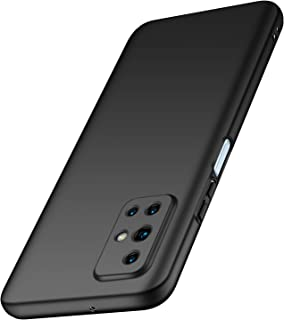 【Anccer】 スマホケース Huawei Honor 30S ケース おしゃれダート抵抗性能をドロップ超極薄オールインクルーシブ セキュリティ耐衝撃 (ブラック)