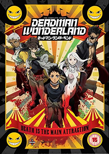 Deadman Wonderland The Complete Series Collection [DVD]...
