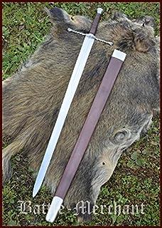 Battle-Merchant Bastardschwert, Anderthalbhänder mit Scheid