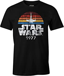 Camiseta Star Wars 1977