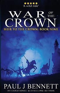 War of the Crown: An Epic Fantasy Novel