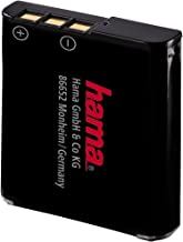 Hama - Info Chip Li-Ion Battery DP 315, Litio-Ion, 950 mAh, 3.6 V, 36 x 9 x 42 mm, Gris