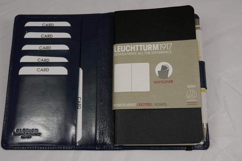 Hülle Leder für Moleskine Notizbuch Notizbuch Notizbuch Maße ca. 11,0 x 16,0 cm, Material echt Leder, handgefertigt in Deutschland B07KNBFYLM | Glücklicher Startpunkt  ee5956