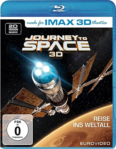 Journey to Space (inkl. 2D-Version) [3D Blu-ray]
