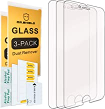 [3-PACK]-Mr.Shield For iPhone 6 Plus/iPhone 6S Plus [Tempered Glass] Screen Protector with Lifetime Replacement