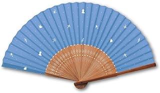 新日本カレンダー 扇子 dot Plus Rainy day 686