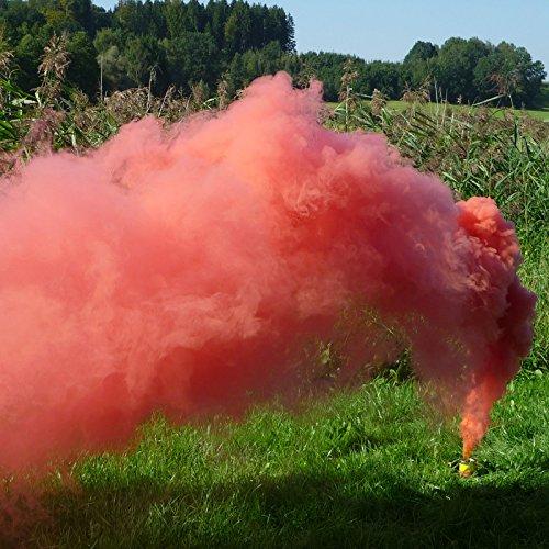 Raucherzeuger Mr. Smoke Typ 3 in Pink