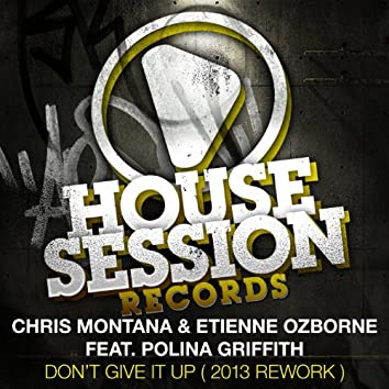 Don't Give It Up (feat. Polina Griffith) [2013 Rework]
