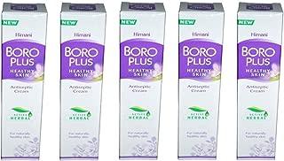 5 Himani Boro Plus Antiseptic Cream 40ml X 5 = 200ml