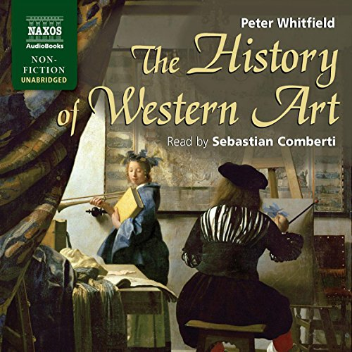 The History of Western Art audiobook cover art