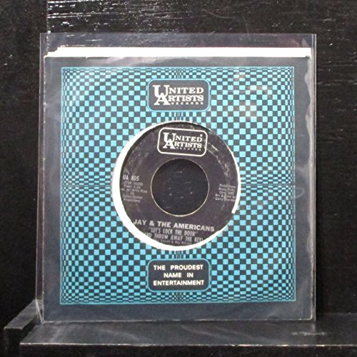 Jay & The Americans - Let's Lock The Door (And Throw Away The Key) / I'll Remember You - 7' Vinyl 45...