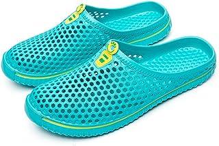 [Topcloud] 夏のガーデン軽量メッシュスリッパウォーキングサンダルビーチプールの靴女性の男性屋内屋外速乾性
