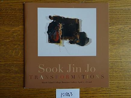 Sook Jin Jo : Transformations : Rhode Island College, Bannister Gallery, April 2-23, 2015