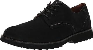 حذاء أوكسفورد رجالي سادة Fallhill من Clarks