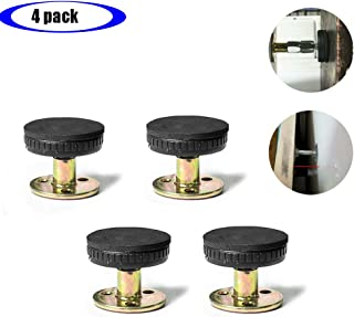 Threaded Bed Frame Adjustable Anti-Shake Tool Allow Your Bed to Be Stationary Without Damaging for Beds Cabinets Chairs Sofas 30-40, 4 Pack