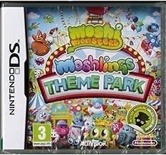 moshlings theme park ds game
