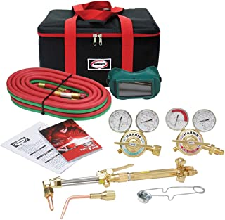 Harris Ironworker 4400368 HXT 510 CGA Acetylene Cutting Torch Outfit