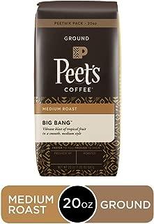 Peet's Coffee Big Bang, Medium Roast Ground Coffee, 20 Ounce Peetnik Pack