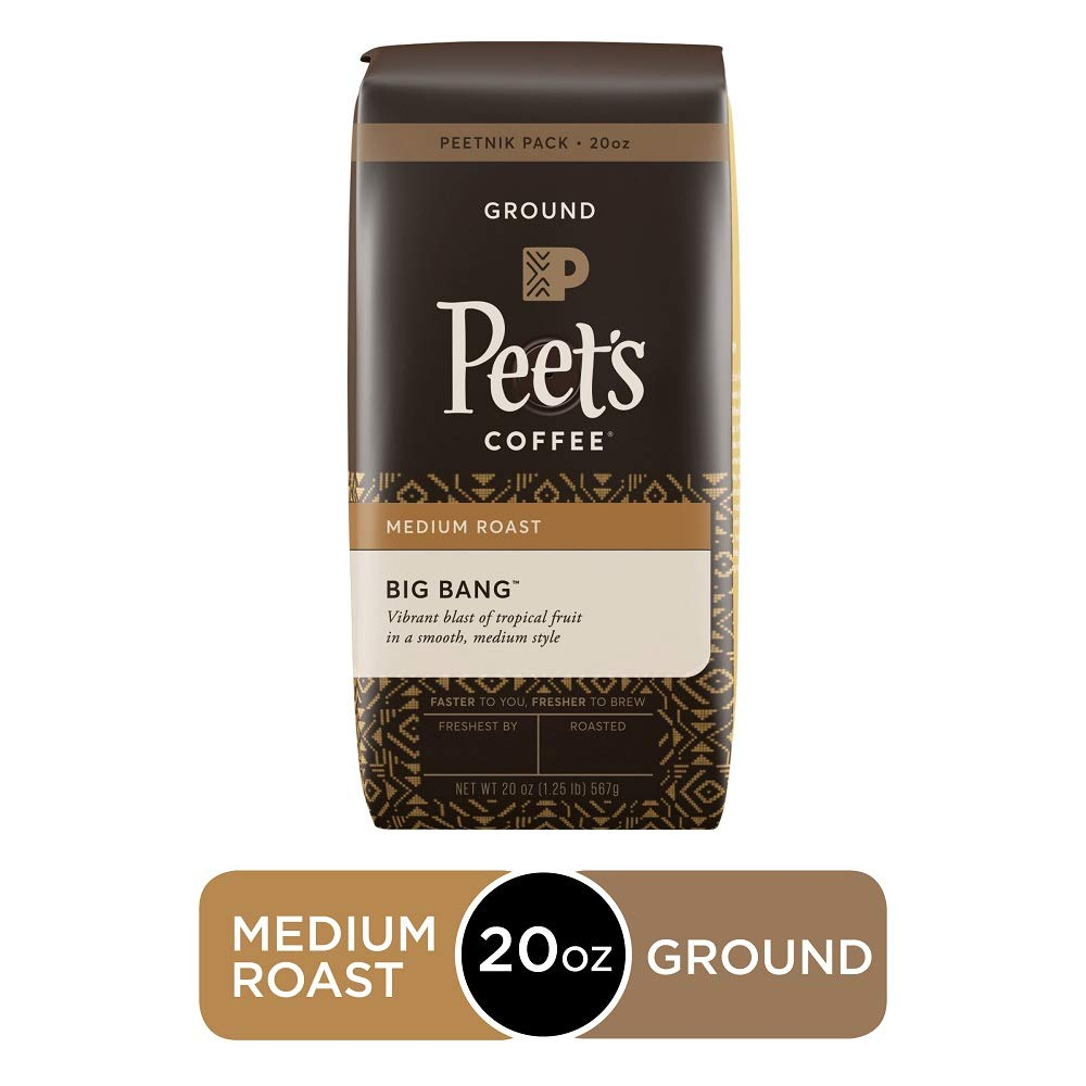 Peet's Coffee Big Bang