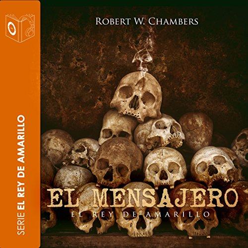 El mensajero [The Messenger] audiobook cover art