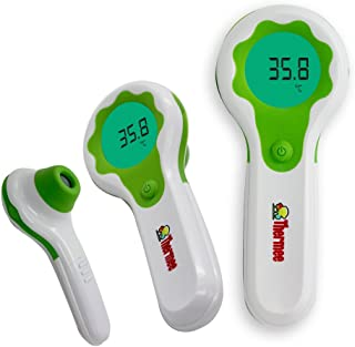 Digital Baby Thermometer – Non-contact Forehead Thermometer for Babies and All Ages – an Infrared Thermometer for All Ages - Thermee