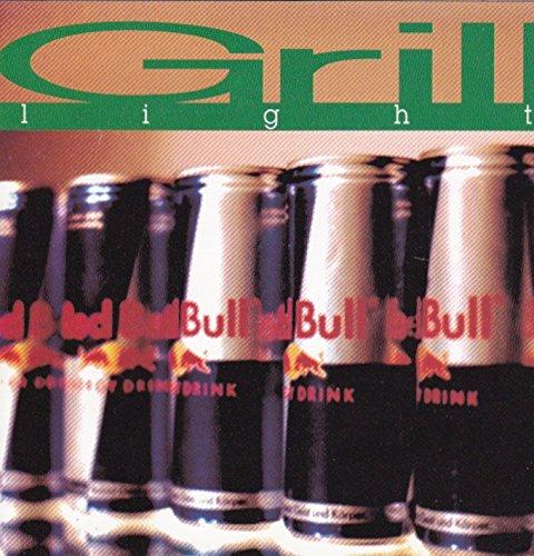 Grill Light - Red Bull - CD